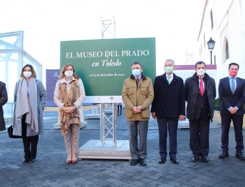 Fundación Iberdrola España brings its exhibition 'El Prado en las Calles' to Toledo, with reproductions of its most emblematic works.